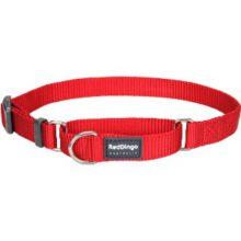 Rood Red Dingo Reddingo correctie halsband Martingale bij AnimalWebshop
