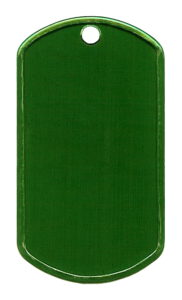 Aluminium – Groen (C)