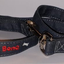Jeans denim spijkerstof hondenlijn Hondenpenning.net HETDIER.nl Animalwebshop