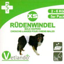 Luiers voor reuen voor honden detail vetlando Petlando Hondenpenning.net Hetdier.nl Animalwebshop