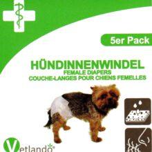 Luiers voor teven voor honden detail vetlando Petlando Hondenpenning.net Hetdier.nl Animalwebshop